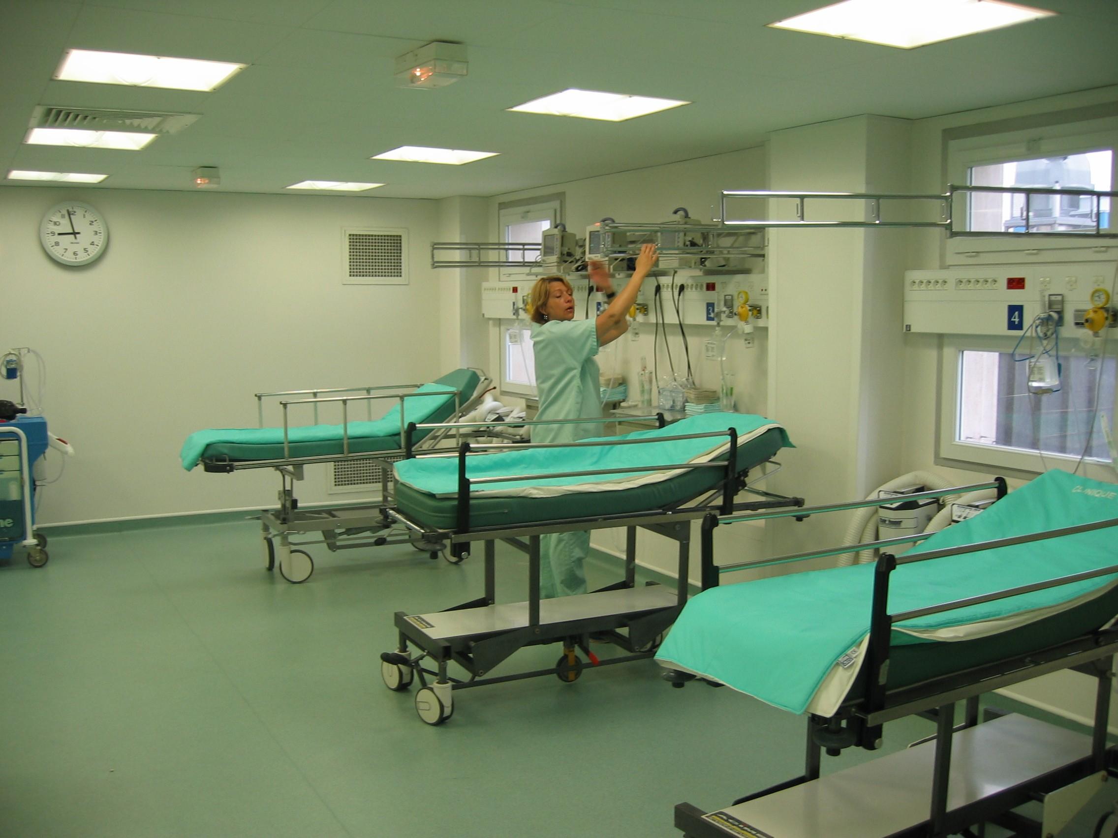 varices et chirurgie une clinique dot e d 39 quipements de On reveil salle de bain